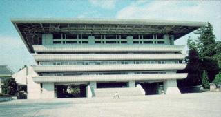 大客殿曾经得过建筑业协会奖等奖